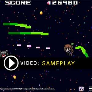 Neptunia Shooter Gameplay Video