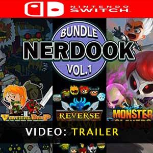 Nerdook Bundle Vol. 1 Nintendo Switch Prices Digital or Box Edition