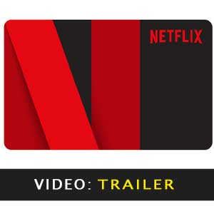 Netflix Gift Card trailer video