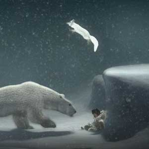 Never Alone - Polar Bear