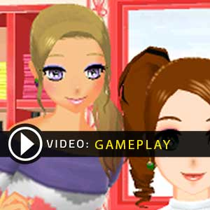New Style Boutique 3 Styling Star Nintendo 3DS Gameplay Video