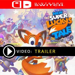 New Super Lucky's Tale Nintendo Switch Prices Digital or Box Edition
