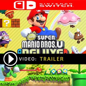New Super Mario Bros U Deluxe Nintendo Switch Digital or Box Price Comparison