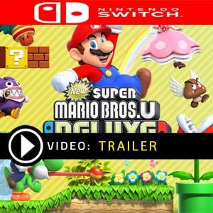 New Super Mario Bros U Deluxe Nintendo Switch Digital or Box Price Comparison