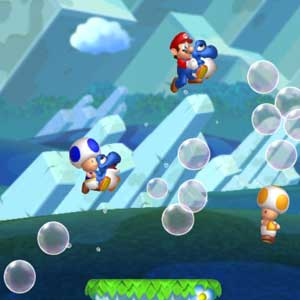 New Super Mario Bros U Wii U