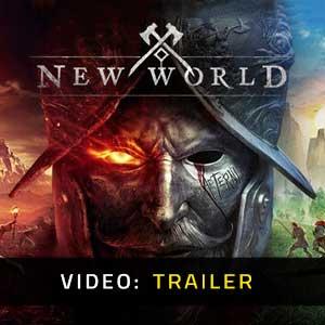 New World Trailer Video