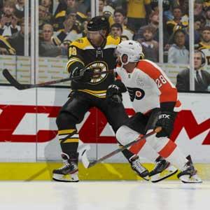 NHL 21 Boston Bruins Vs. Philadelphia Flyers