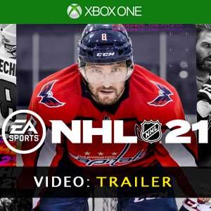NHL 21 Xbox One Video Trailer