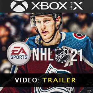 NHL 21 Xbox Series X Video Trailer