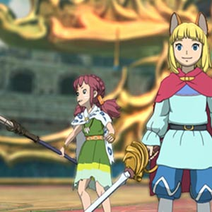 Ni No Kuni 2 enchanting character