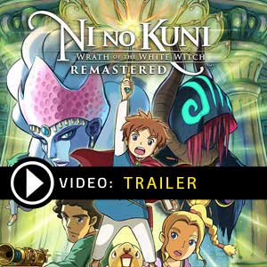 Ni no Kuni Wrath of the White Witch Remastered Digital Download Price Comparison