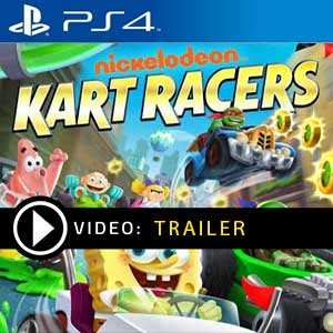 Nickelodeon Kart Racers PS4 Prices Digital or Box Edition
