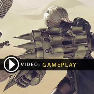 Nier Automata PS4 Gameplay video