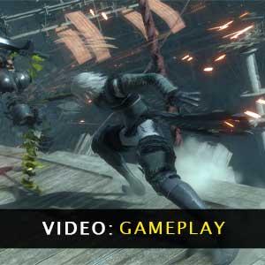 NieR Replicant ver.1.22474487139 Video Gameplay