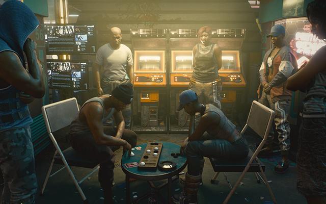 Cyberpunk 2077 Street Story
