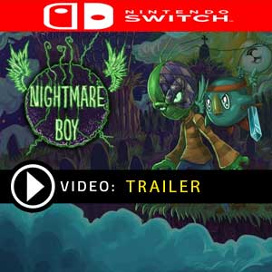 Nightmare Boy Nintendo Switch Prices Digital or Box Edition
