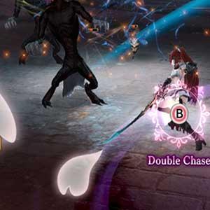 Maidens wield in battle