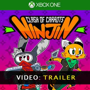 Ninjin Clash of Carrots Xbox One Prices Digital or Box Edition