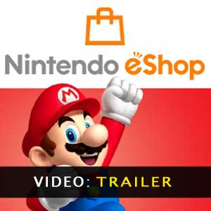 Nintendo eShop Cards Video Trailer