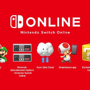Nintendo Switch Online Features