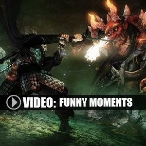 Nioh Funny Moments