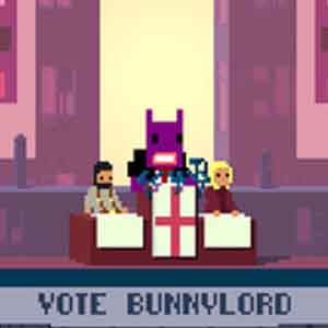 Not a Hero - Vote Bunnylord!