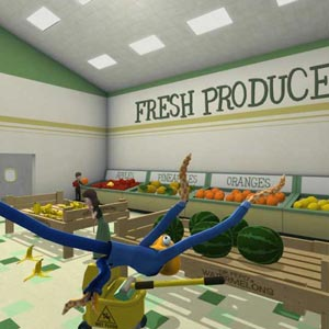 Octodad Dadliest Catch Supermarket