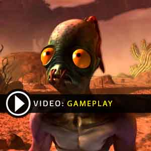Oddworld New N Tasty Gameplay Video