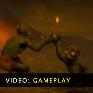 Oddworld Soulstorm Gameplay Video