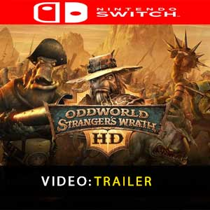 Oddworld Stranger's Wrath Nintendo Switch Prices Digital or Box Edition