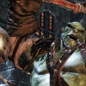 Of Orcs and Men - Orc