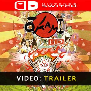 Okami HD Nintendo Switch Prices Digital or Box Edition
