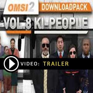 OMSI 2 Add-on Downloadpack Vol. 8 KI-People