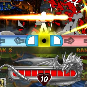 One Finger Death Punch Range Streak