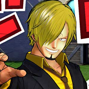 One Piece Burning Blood - Sanji