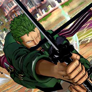 One Piece Burning Blood - Zoro