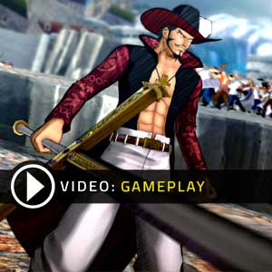 One Piece Burning Blood PS4 Gameplay Video