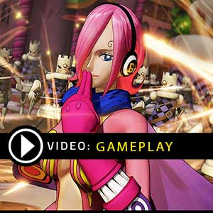 One Piece Pirate Warriors 4 Gameplay Video