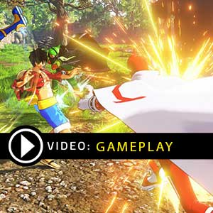 One Piece World Seeker Xbox One Gameplay Video