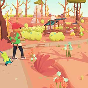 Build your team of ooblets