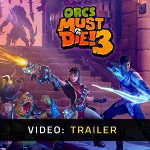 Orcs Must Die 3 Video Trailer