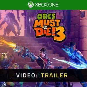 Orcs Must Die 3 Xbox One Video Trailer