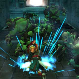 Orcs Must Die - Attack