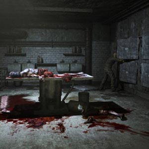 Outlast Morgue