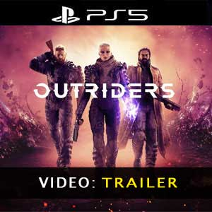 Outriders Video Trailer