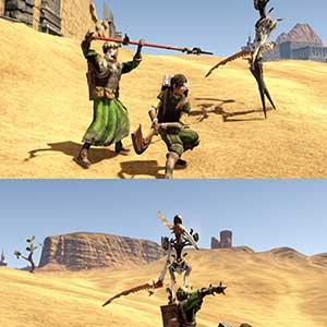 Outward Desert Clash