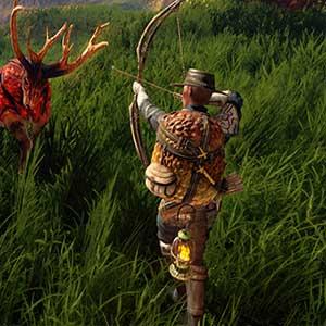 Outward Deer Hunter
