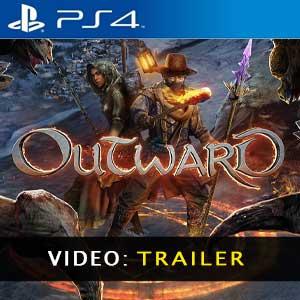 Outward PS4 Video Trailer