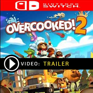 Overcooked 2 Nintendo Switch Prices Digital or Box Edition