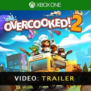 Overcooked 2 Xbox One Video Trailer